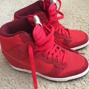 Nike Shoes - Women's Nike Dunk Sky High ; size 6.5